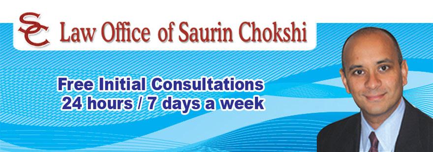 Low Office of Saurin Chokshi